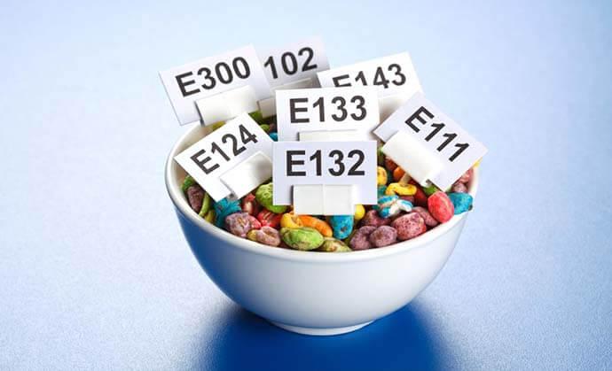 Aditivii alimentari – E-urile