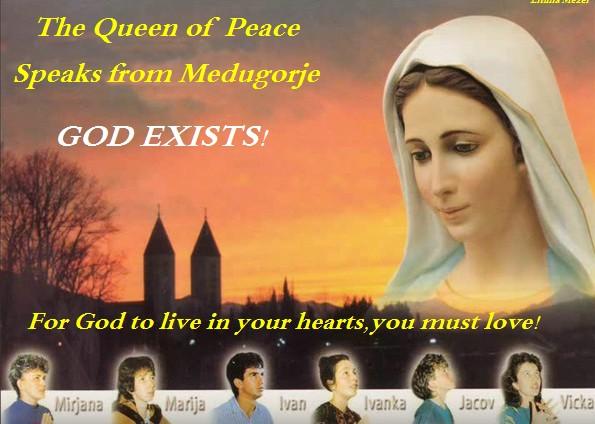 Pentru ca Dumnezeu să poată trăi în inimile voastre trebuie să iubiţi.