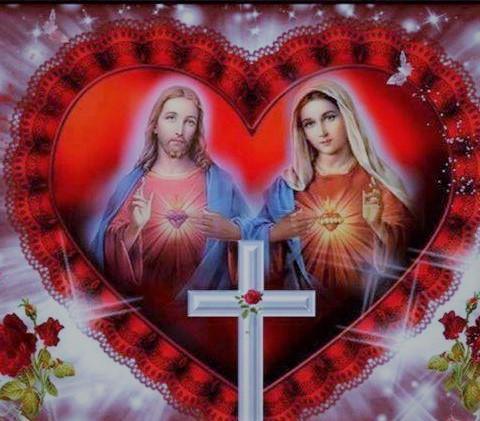 Consfinţire la inimile unite ale lui Isus şi Maria