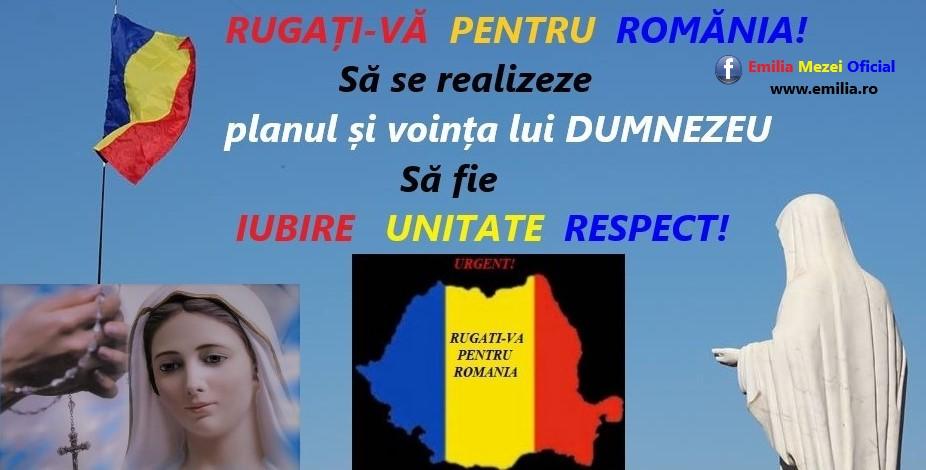 rugati-vă pentru România