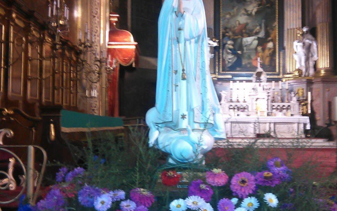 Mesaj Ceresc de la Fecioara Maria 13.09.2019.