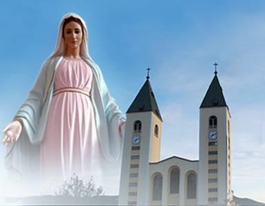Mesajul Sfintei Fecioare Maria din 2 martie 2019 transmis  prin Mirjana (Medjugorje)