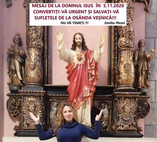 Mesaj-de-la-Domnul-Isus-5.11.2020